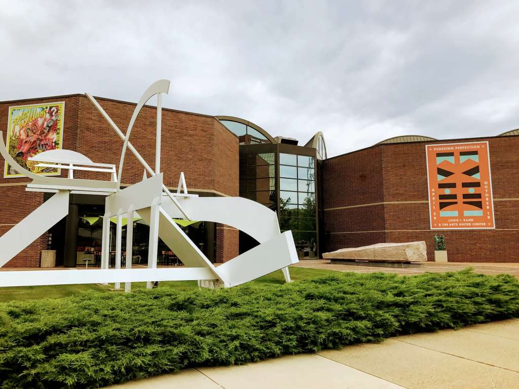 Fort Wayne Museum of Art has an early learning center for kids to play and create.