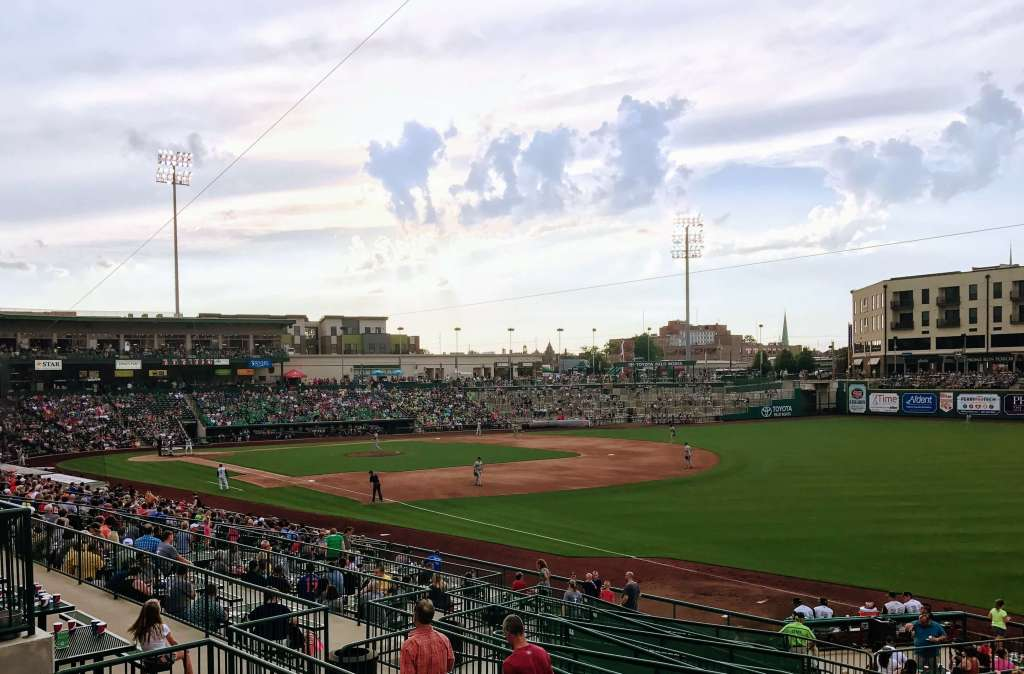 Fort Wayne Tincaps games are perfect for families.