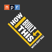 How I Built This from NPR (iTunes image) - 3 Podcasts for your next road trip