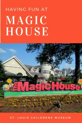Midwest Children's Museums - The Magic House St. Louis, MO. Courtesy of TheWalkingTourists.com