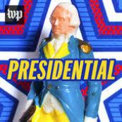 Presidential podcast image from iTunes - 3 Podcasts for your next road trip