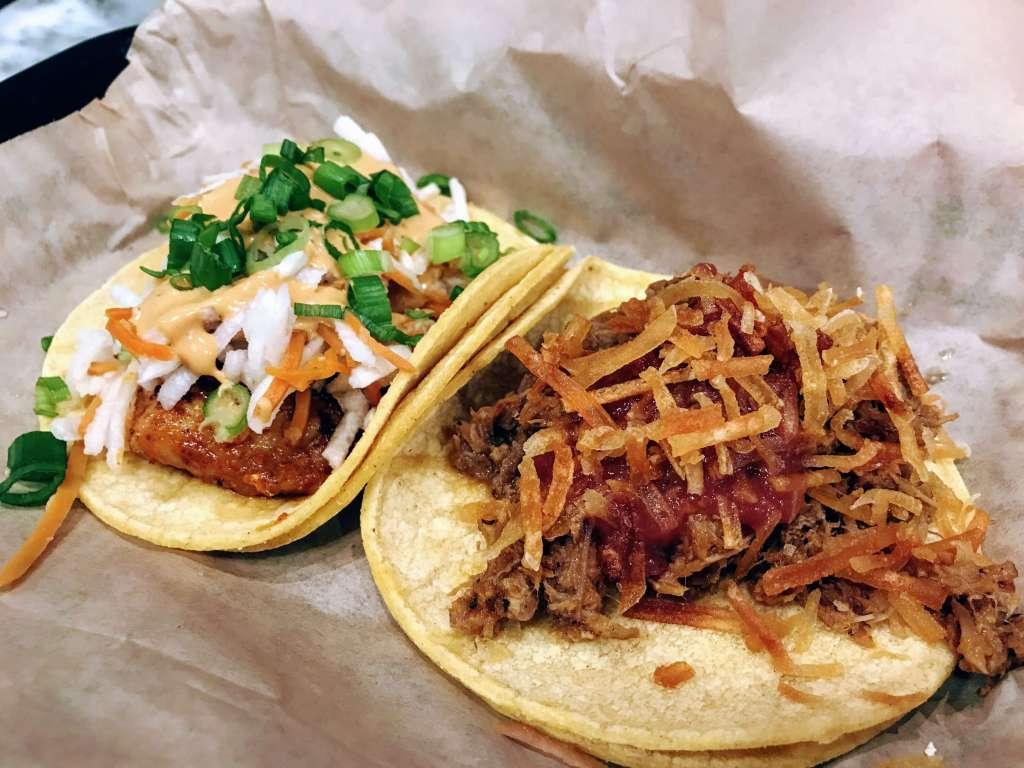 Portland Food Itinerary -Stella Tacos