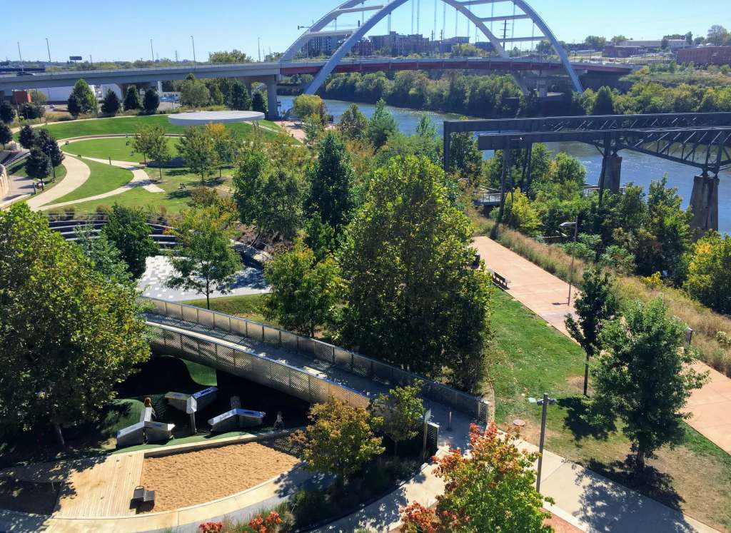 Cumberland Park Nashville - Where to Stop along I-65 With Kids