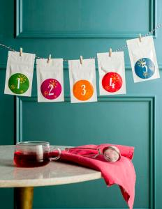 Advent Calendars for Families - Tea Advent Calendar