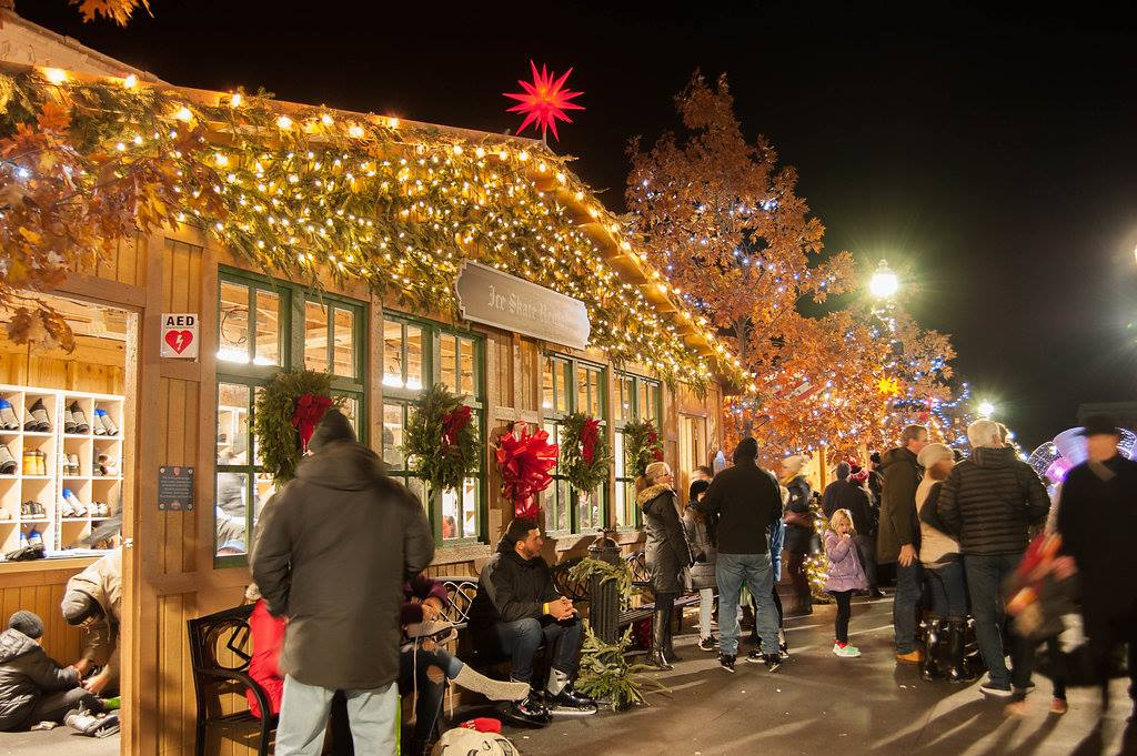 Indianapolis Christmas Events With Kids - Christkindlmarket in Carmel, IN