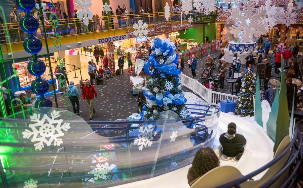 Indianapolis Christmas Events With Kids - Jolly Days at The Children's Museum of Indianapolis