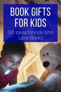 Book Gifts for Kids: Gift Ideas for Kids Who Love Books - Girl Reading with Stuffed Bear