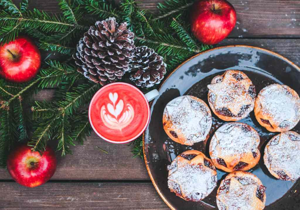 Traveling Away from Home at Christmas- Make you own favorite Christmas Treat