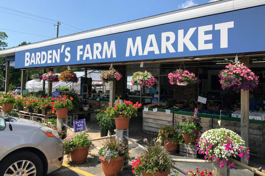 South Haven Michigan Restaurants - Barden's Farm Market