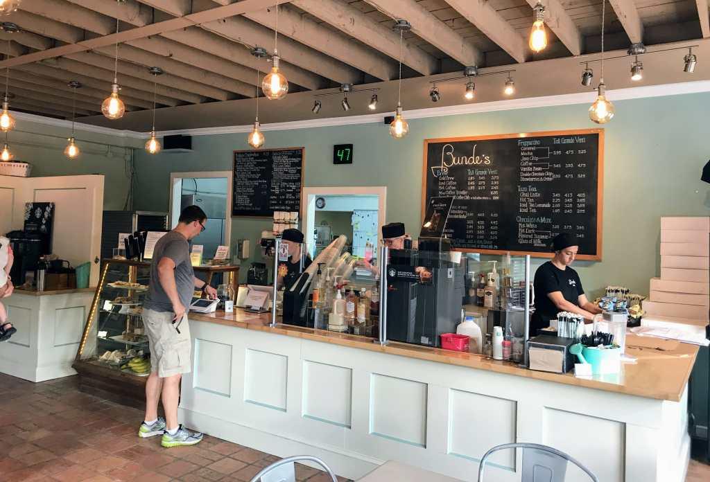 South Haven Michigan Restaurants - Bunde's Bakery
