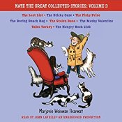 Nate the Great - audiobooks for family road trips