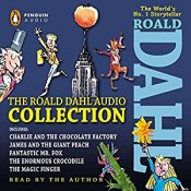 Roald Dahl Collection - audiobooks for family road trips