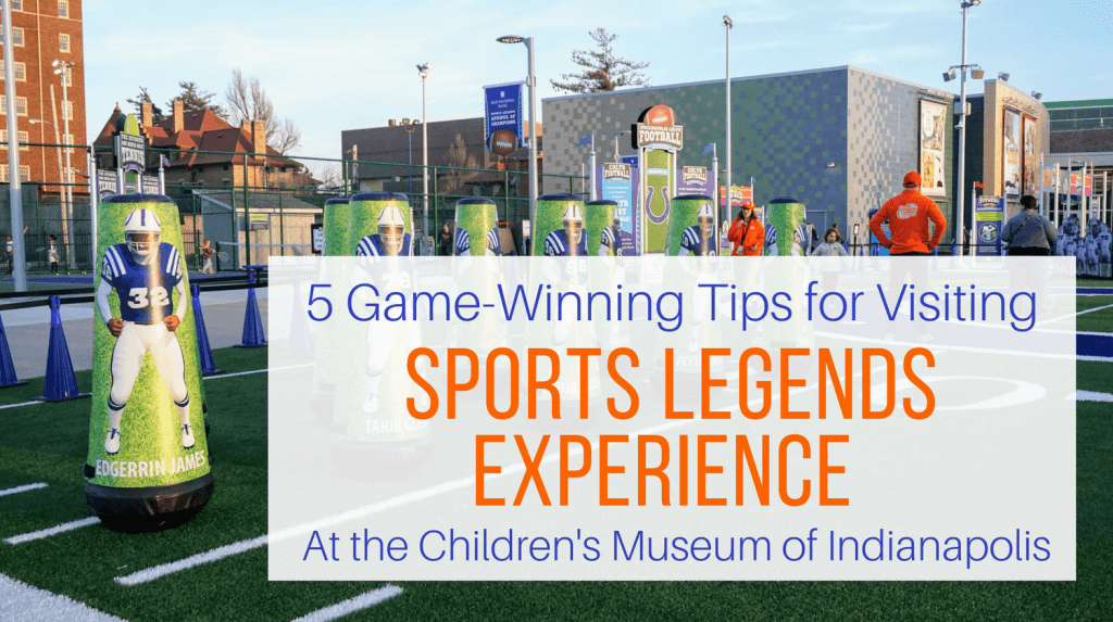 Sports Legends Experience Tips - The Children's Museum of Indianapolis Feature Image