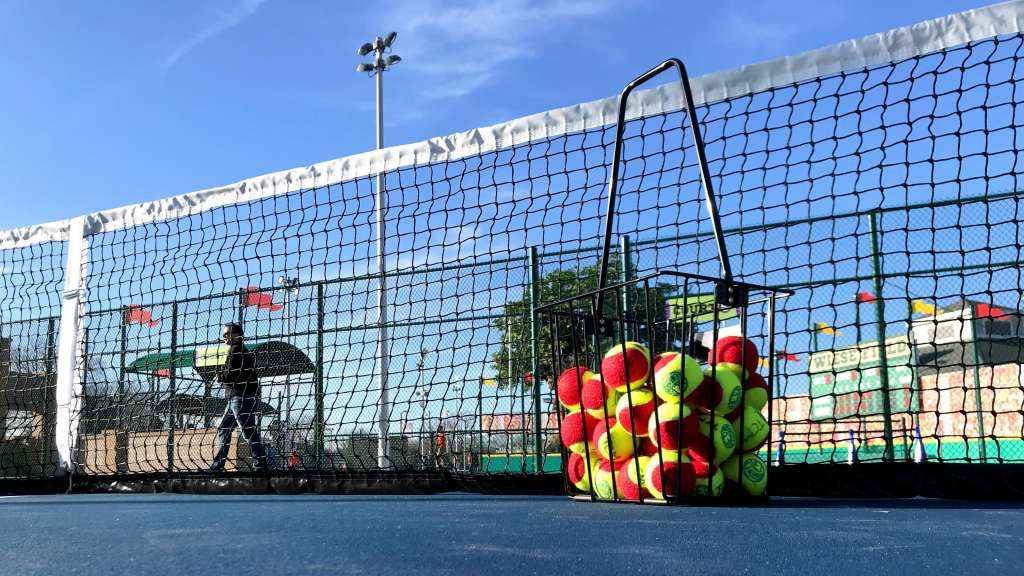 Sports Legends Experience Tips - Tennis Court