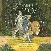 Wizard of Oz - audiobooks for family road trips