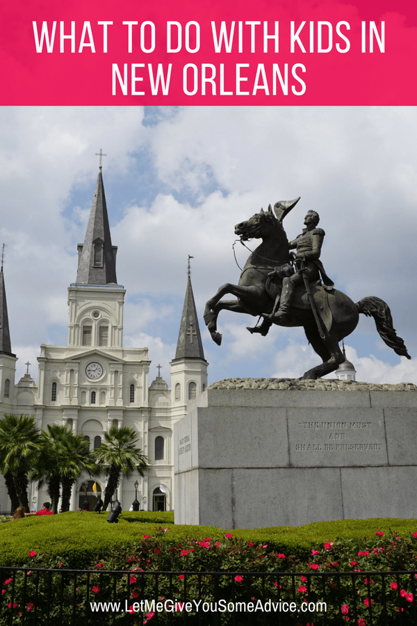 Our favorite New Orleans attractions for kids offer plenty of fun for the whole family. Find out what to do with kids in New Orleans with these tips for taking your family to NOLA. There's plenty of family-friendly activities and cheap eats for kids in New Orleans, making this a great family travel getaway. #neworleans #familygetaway #usfamilytravel #familyvacationidea