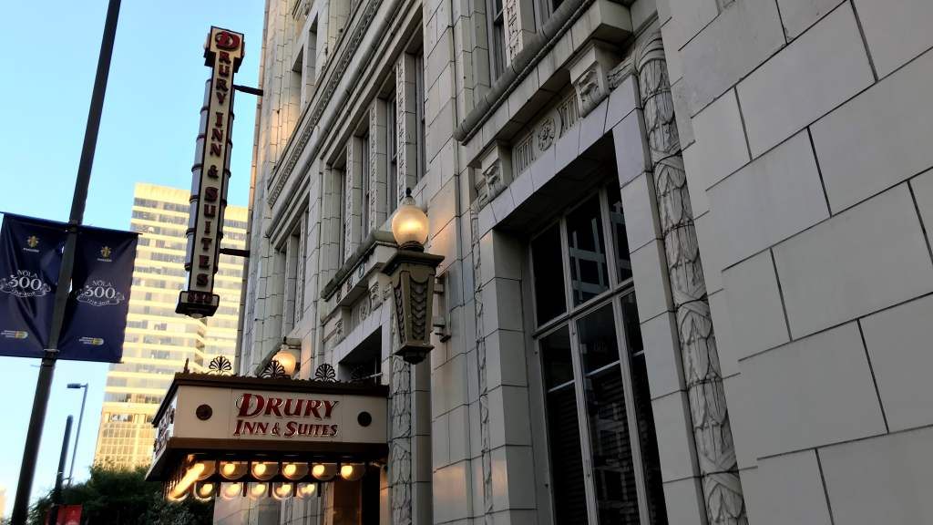 New Orleans Attractions for Kids - Drury Inn and Suites