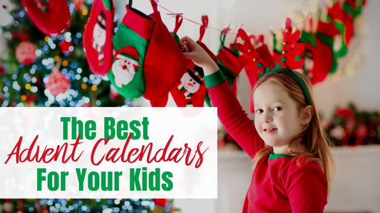 Best Kids Advent Calendar - Feature Image