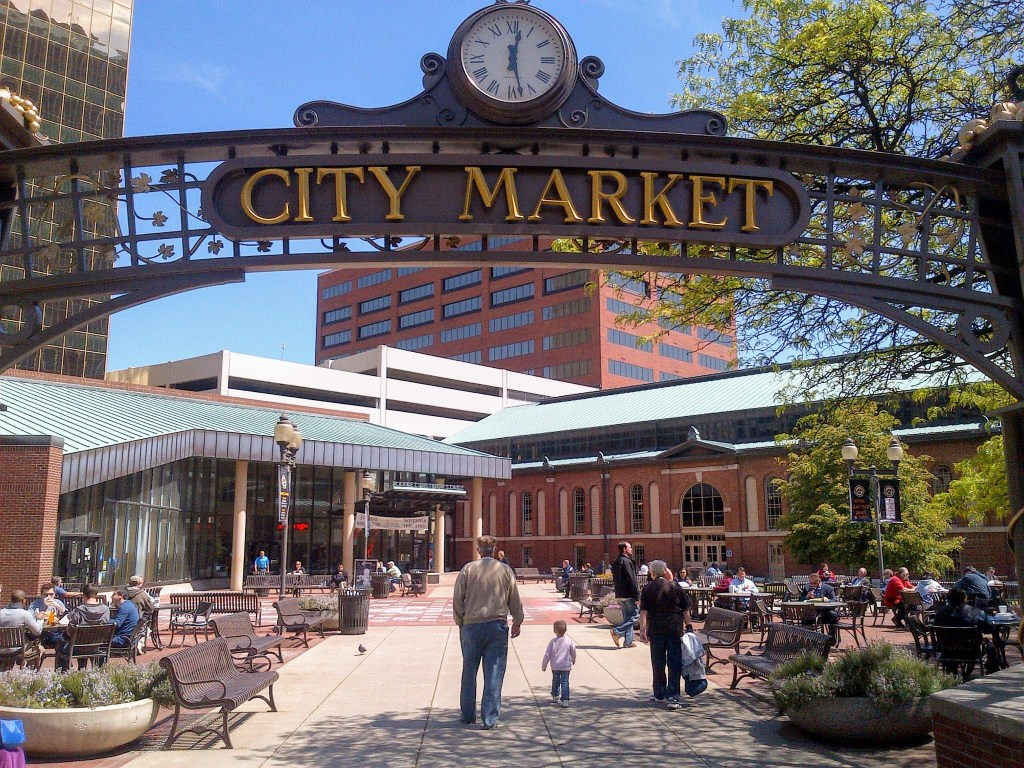 Foodie Experiences for Kids in Indianapolis - City Market