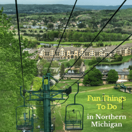 Fun Places to Visit in Michigan with kids - Boyne from Adventure Mom