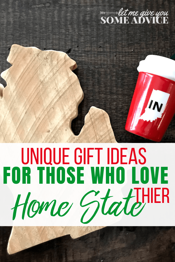 Home State Gifts: All 50 States Gift Guide for Personalized Gift Ideas. Gift the gift of home this holiday season with these home state gifts. Unique and personal ideas for celebrating your home state.  Best state gifts   state shape gift   state themed gifts   state gifts usa   state gift guide   etsy state gifts