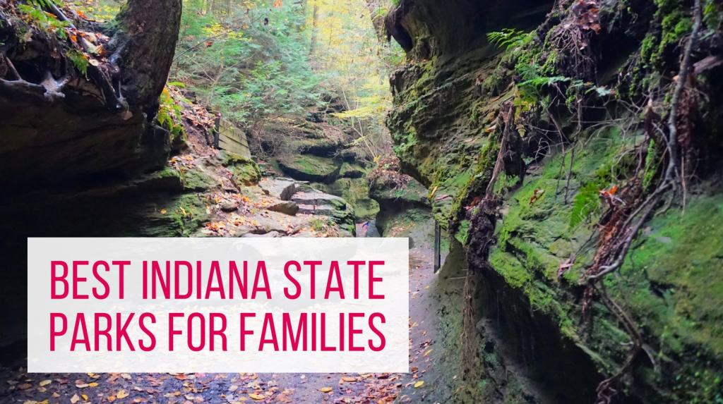 List of Indiana State Parks for Families - Feature Image