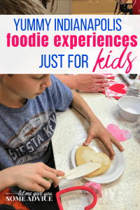 Foodie Experiences with Kids in Indianapolis