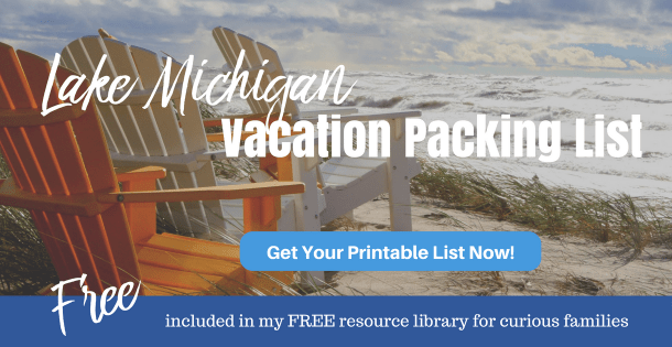 Lake Michigan Packing List - Free Resource Library Sign up