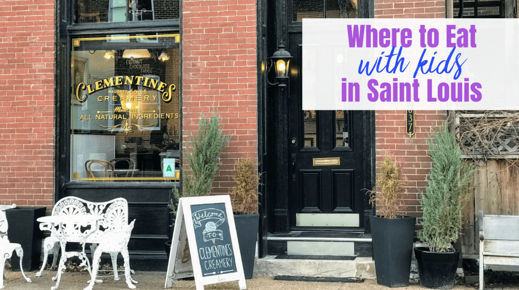 Where to Eat with Kids in St Louis feature image