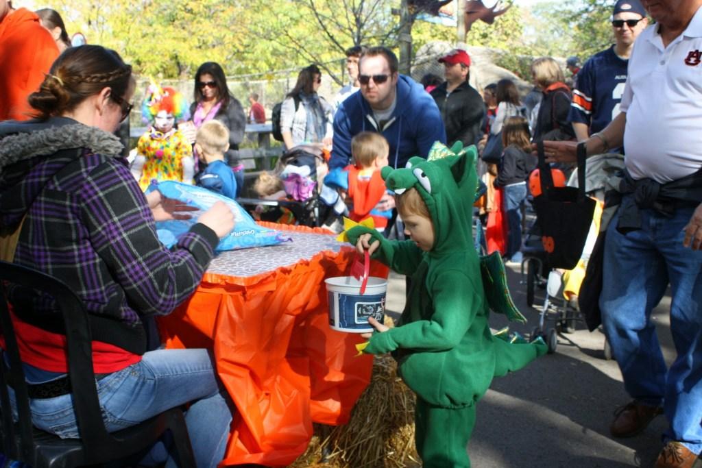 Fall Fun for Kids in Indianapolis - Zoo Boo