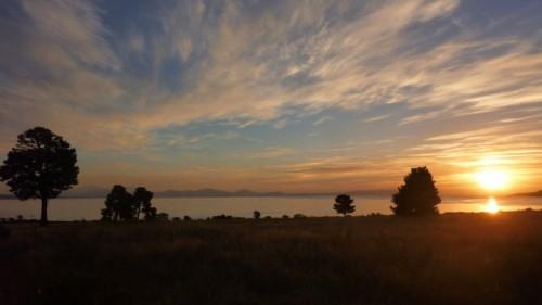 Lac Taupo NZ