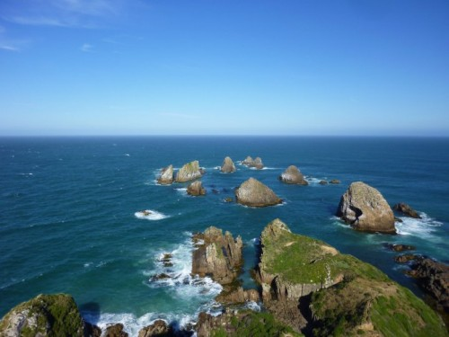 Nugget Point panorama