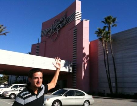 Casino Hollywood park Inglewood Los Angeles