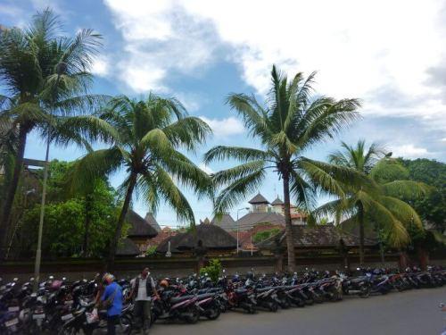 scooter à Bali