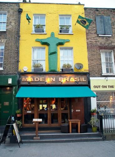 Bar restaurant Camden Town