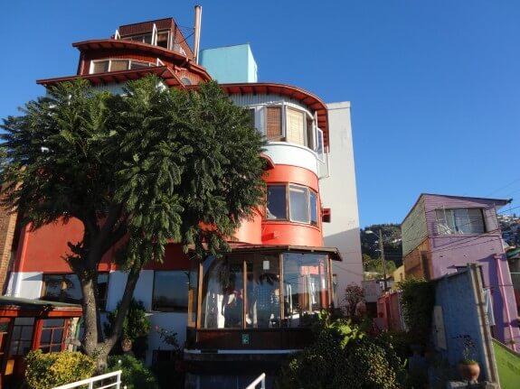 Maison Pablo Neruda Valparaiso
