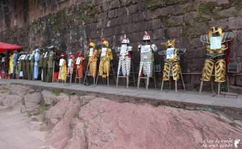 Quelques exemples de déguisement