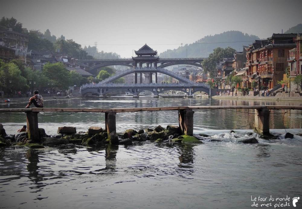 Fenghuang Tuo river