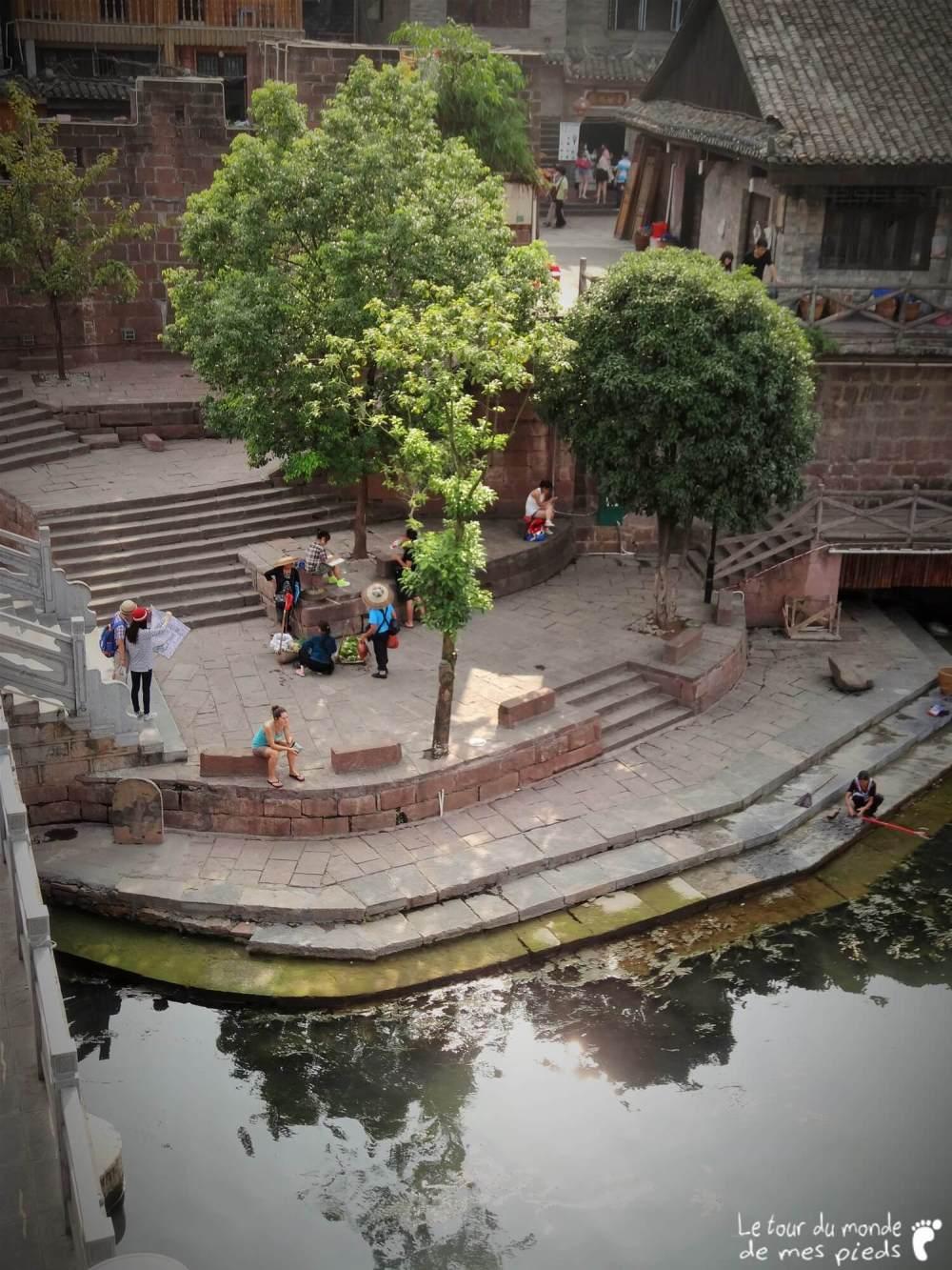Fenghuang arbre pont