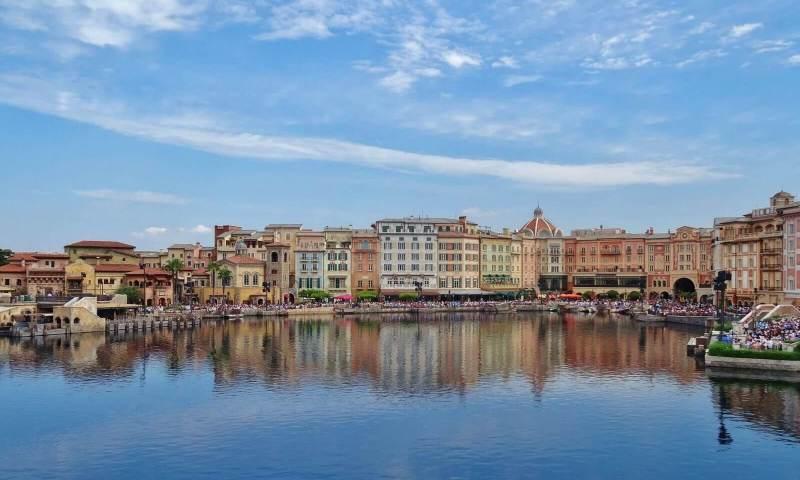 DisneySea Portofino