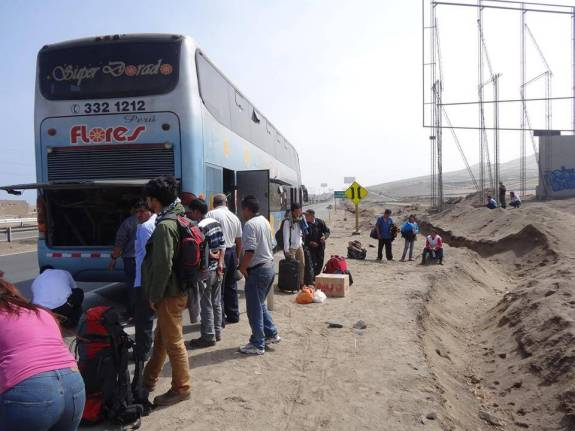 accident-bus bolivie perou