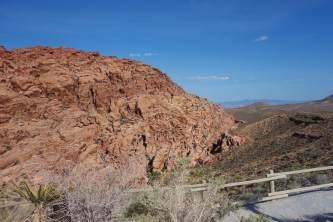 point de vue red rock canyon