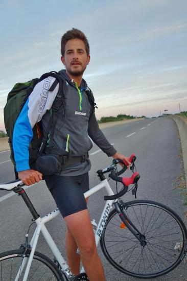 une semaine en vélo, dernière heure