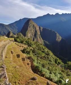 panorama sur le Machu Picchu