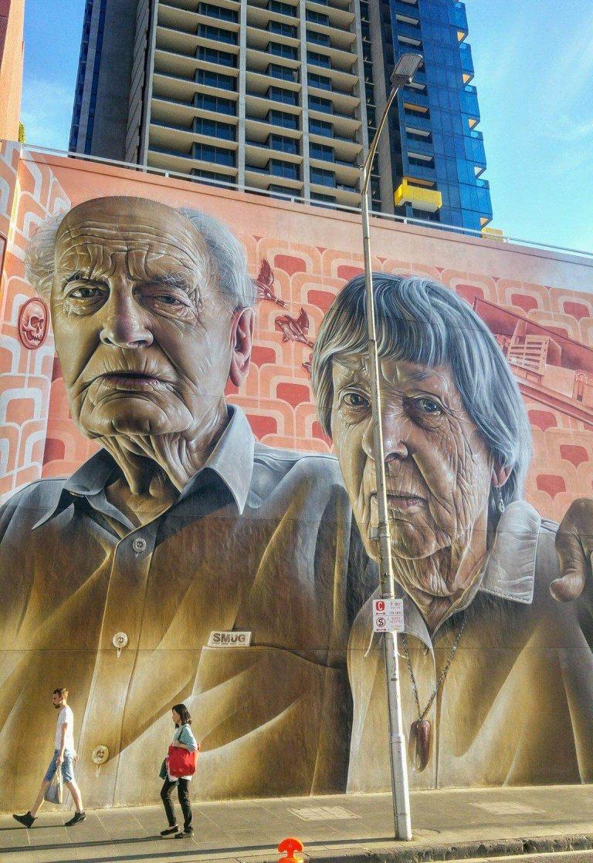 fresque graff Melbourne