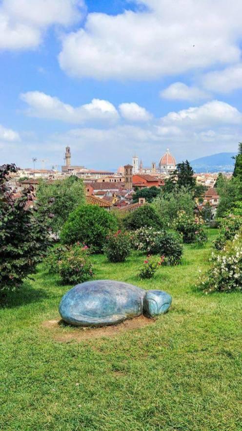Giardino delle Rose Florence