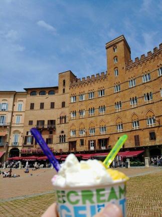 gelato Sienne
