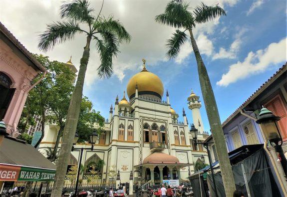 Masjid Sultan mosquée Singapour