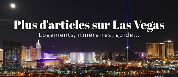 Las Vegas Strip nuit