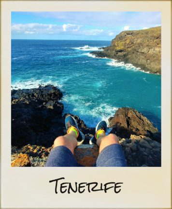 Punta de las vinas Tenerife